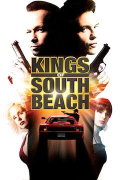 Kings of South Beach movie poster.
