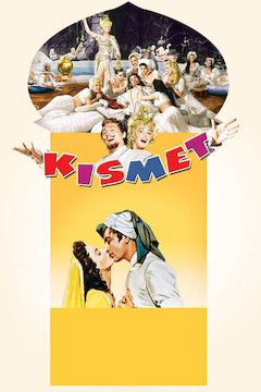 Kismet movie poster.