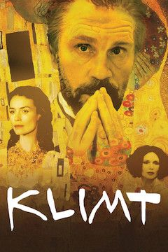Klimt movie poster.