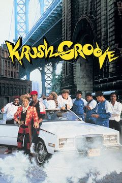 Krush Groove movie poster.
