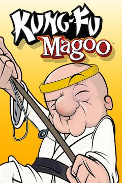 Kung Fu Magoo movie poster.