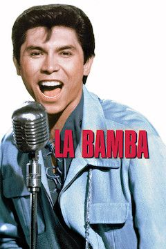 Poster for the movie La Bamba