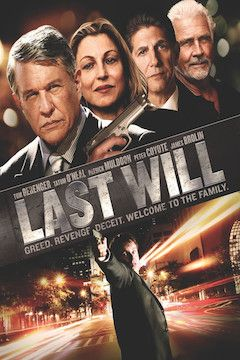 Last Will movie poster.
