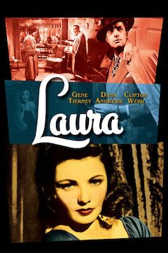 Laura movie poster.