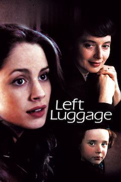 Left Luggage movie poster.