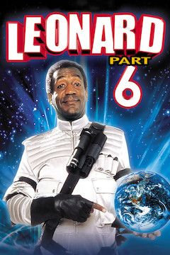 Leonard, Part 6 movie poster.