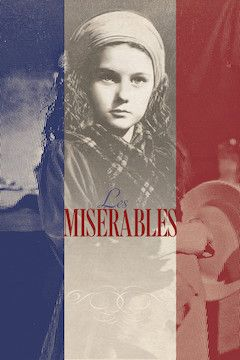 Poster for the movie Les Miserables