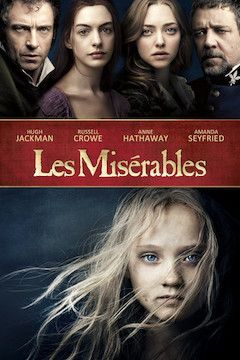 Les Misérables movie poster.