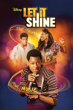 Let It Shine movie poster.