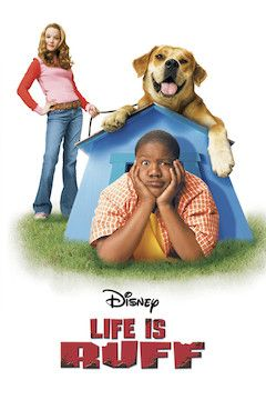 Life Is Ruff movie poster.