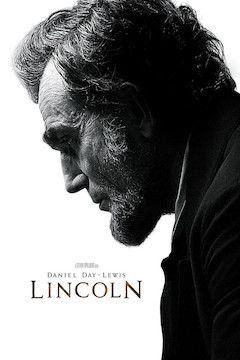 Lincoln movie poster.