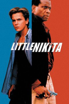 Little Nikita movie poster.