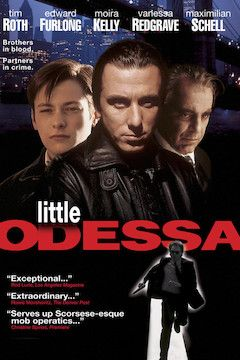 Little Odessa movie poster.