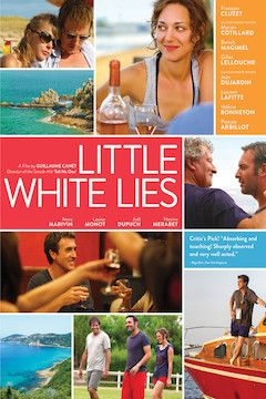 Little White Lies movie poster.