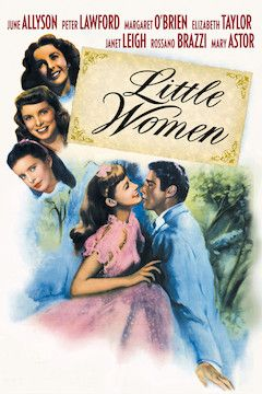 Little Women movie poster.