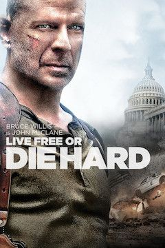 Live Free or Die movie poster.