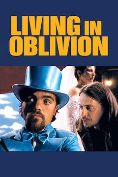 Living in Oblivion movie poster.
