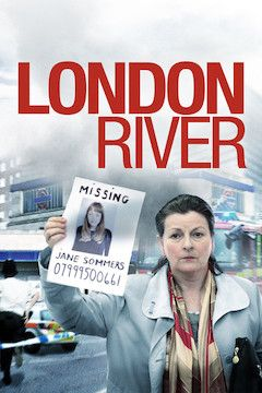 London River movie poster.