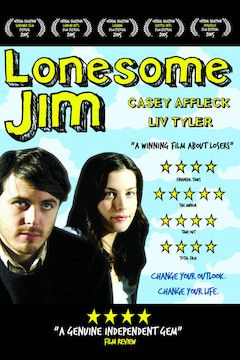 Poster for the movie Lonesome Jim