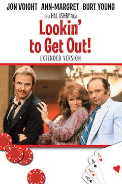 Lookin' to Get Out movie poster.