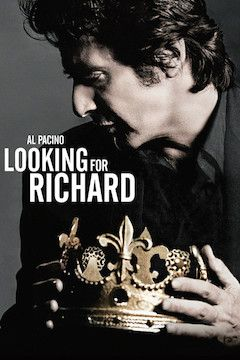 Looking for Richard movie poster.