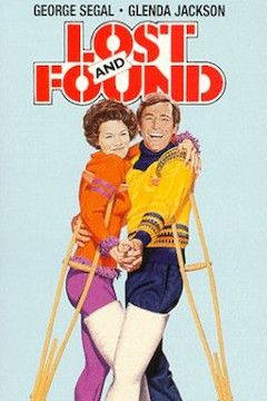 Lost and Found movie poster.