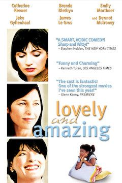 Poster for the movie Lovely and Amazing