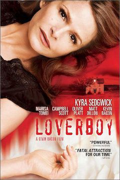 Poster for the movie Loverboy