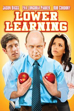Lower Learning movie poster.
