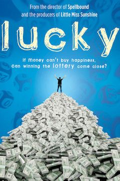 Lucky movie poster.