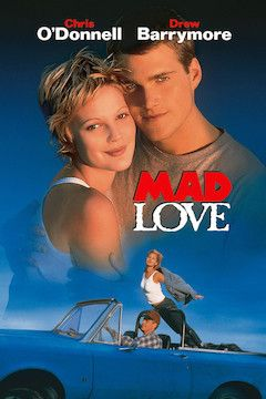 Mad Love movie poster.