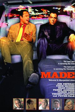 Poster for the movie Made
