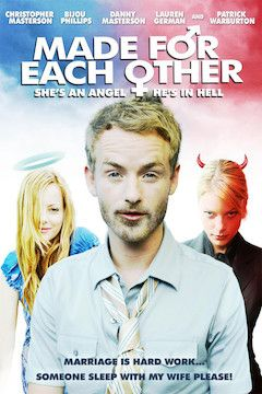 Made for Each Other movie poster.