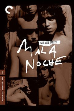 Mala Noche movie poster.