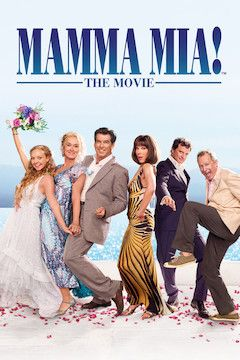 Mamma Mia! movie poster.