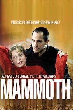 Mammoth movie poster.