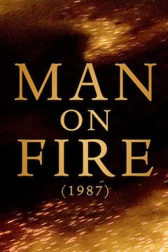 Man on Fire movie poster.