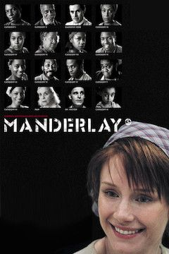 Manderlay movie poster.