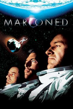 Marooned movie poster.