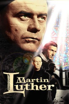 Poster for the movie Martin Luther