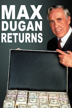 Max Dugan Returns movie poster.