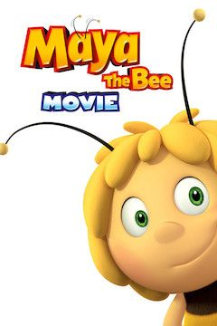 Maya the Bee movie poster.