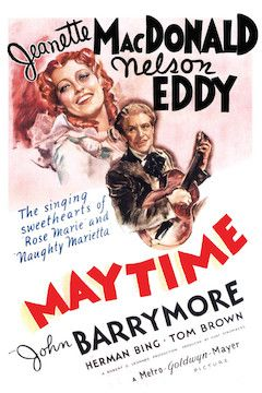 Maytime movie poster.