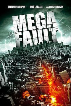 Megafault movie poster.