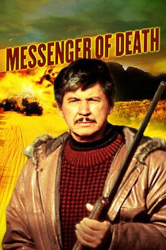 Messenger of Death movie poster.