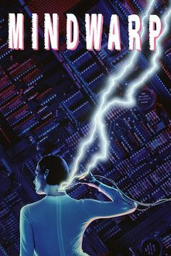 Mindwarp movie poster.
