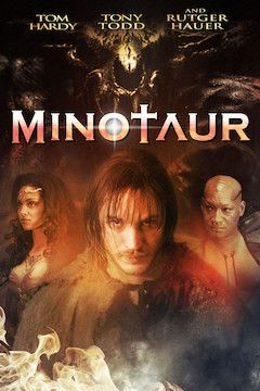 Minotaur movie poster.