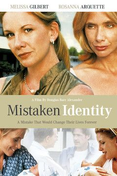 Mistaken Identity movie poster.