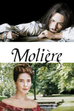 Poster for the movie Moliere
