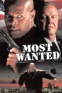 Most Wanted movie poster.